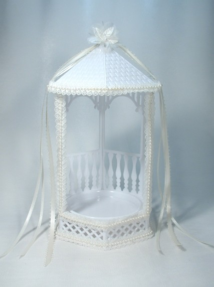 330 Gazebo Ornament Base Weddings