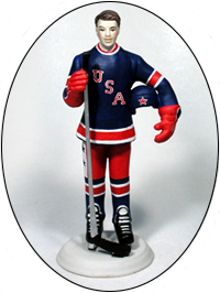 Hockey Player Jersey Uniform Groom